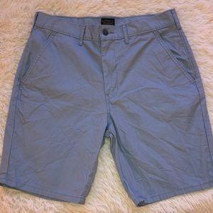 Levi's shorts 32 waist EUC in blue